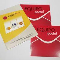 Folletos Equipo-Postal